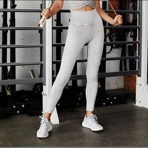 Free People High-Rise 7/8 Good Karma Legging XS/S